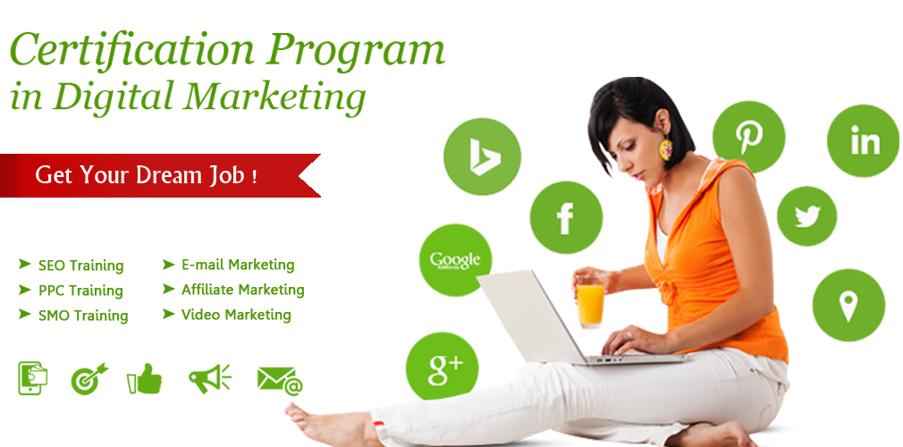 Certification Program in Digital Marketing Hyderabad